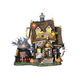43 best lionel trains houses dept 56 images on pinterest department 56 snow village the candy cauldron publicscrutiny Image collections