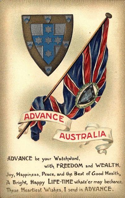 Advance Australia c. 1910