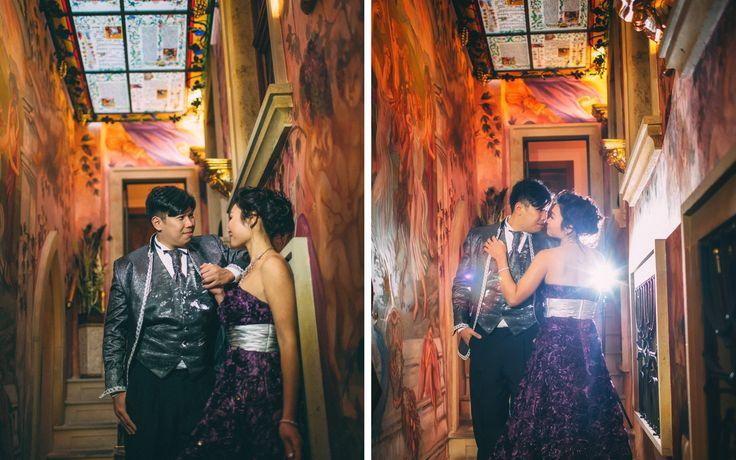 Schnee & Mr. Chen / pre wedding location: