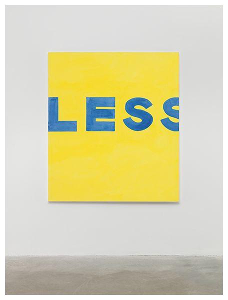 Michel Majerus   MoM Block Nr.28 1997 #art #painting #majerus