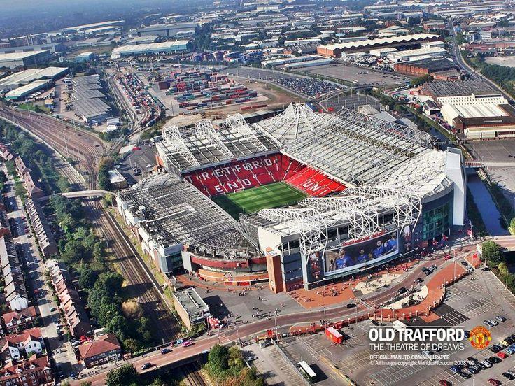 Old Trafford Stadium - Manchester United - Manchester, England
