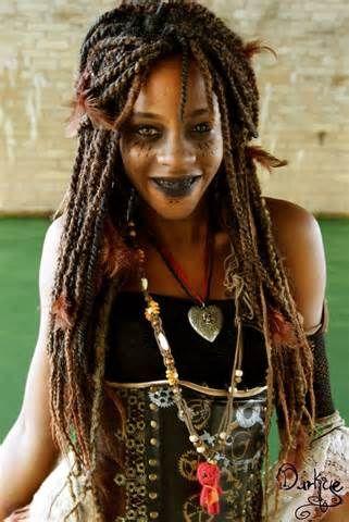 Tia Dalma's Portrayal in Pirates