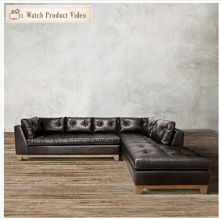 Arhaus Garner sectional : arhaus garner sectional - Sectionals, Sofas & Couches