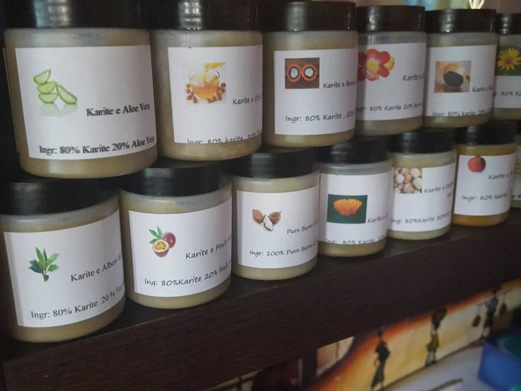 Burro di Karite.. Puro e con olii naturali di SenegalMarket su Etsy
