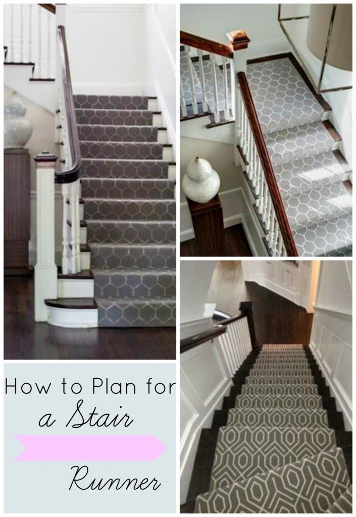 How to plan for a Stair Runner athomewithashley