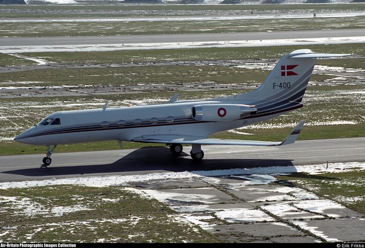 Grumman G-1159A Gulfstream III - Tojo