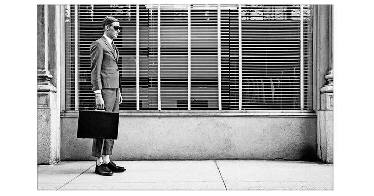 Thom Browne 2014 | sunglasses lookbook
