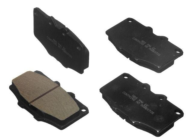 Buy Toyota Land Cruiser Disc Brake Pad ATE W0133-1616420 - TheAutoPartsShop for as low as $18.33 at TheAutoPartsShop.  Brand : Centric,   Part Number : toyland cruiser/W0133-1616420,  Price : $18.33,  2 Years Warranty, . Get Best Discount Deals for Your Auto Parts, More than 3 Million Parts in The Auto Parts Shop Website. Fitement Year:1989, 1988, 1987, 1986, 1985, 1984, 1983, 1982, 1981, 1980, 1979, 1978, 1977, 1976, 1975