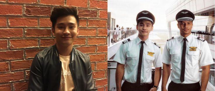 Fenomena Suri Hati Mr.Pilot Pengikut Instagram Alvin mencecah ...