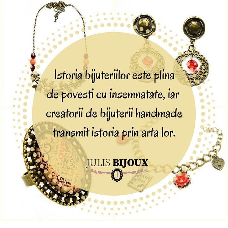 #Handmade #Jewelry #JulisBijoux