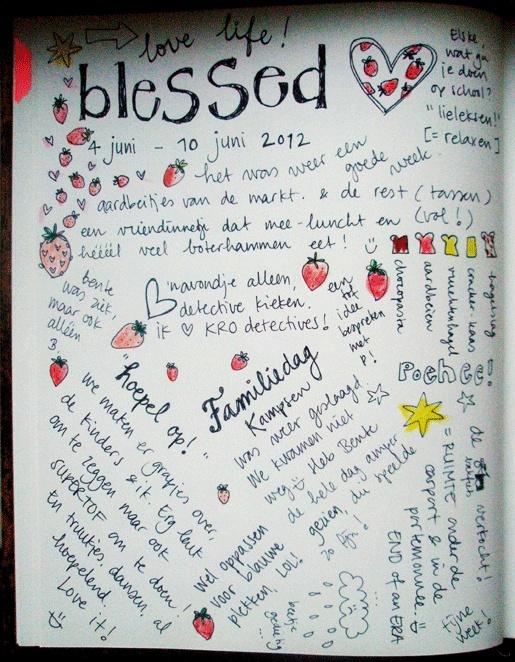 Blessed 10 juni