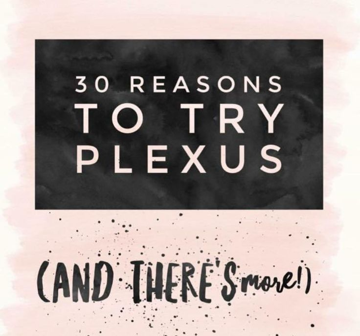 30 Healthy and Fiscally Responsible Reasons to Try PLEXUS! | Flab to Fab with Plexus