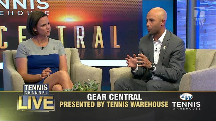 Ever wonder how often you should restring your rackets?  Lindsay Davenport and James Blake share their thoughts: