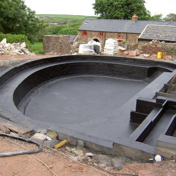 At Unique Resins Limited we specialise in waterproofing. Our Metflex Liquid Pond Liner is a polyurethane based cold applied waterproofing coating system. Once cured it is totally inert and super stretchy and elastic. Our product can be applied to brick work, block work, timber, cement, concrete, old fibre glass, old butyl liner, polyurethane insulation boards I.e. kingspan, celotex etc. www.Facebook.com/UniqueResinsLimited .
