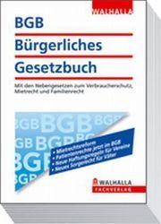 BGB Bürgerliches Gesetzbuch 2013