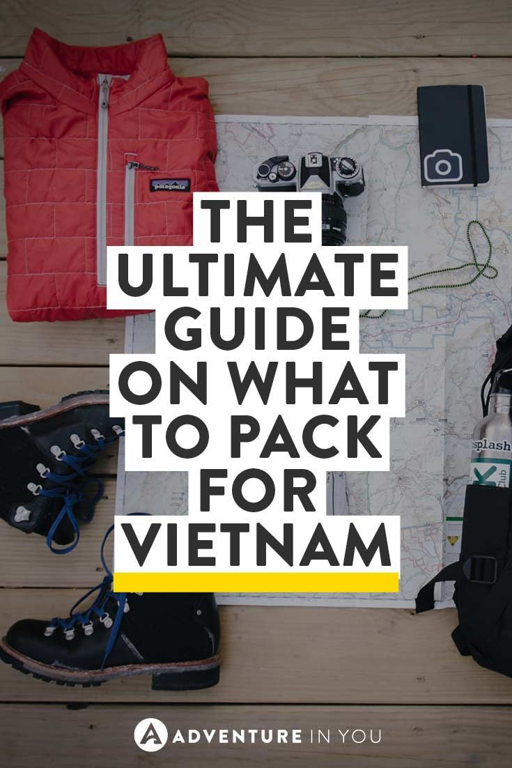 Vietnam Packing List | Planning a trip to Vietnam and unsure what to pack? Here is our complete packing list based on years of experience in traveling Southeast Asia
