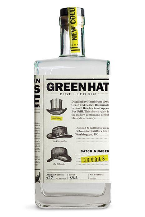 One Good Bottle: Green Hat Gin | SAVEUR