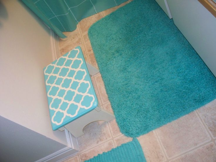 Turquoise Bath Rugs For Dry The Feet Turquoise Bath Rugs