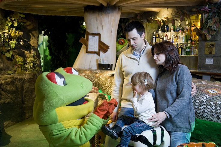 Cha Cha loves meeting all of our guests... especially when he gets kisses!