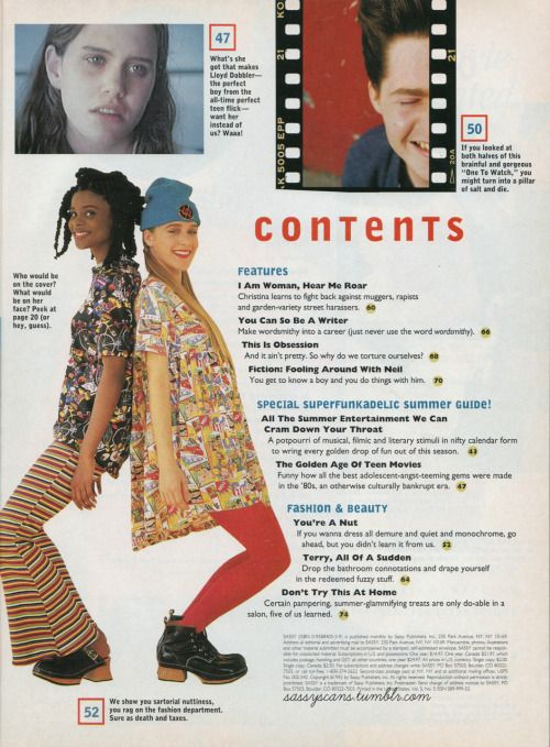 Image result for 1990s magazine spread