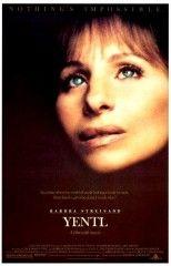 DVD CINE 1564 - Yentl (1983) EEUU. Dir.: Barbra Streisand. Drama. Musical. Romance. Dereito. Feminismo. Relixión. Sinopse: a filla dun rabino faise pasar por home para estudar nunha escola reservada para homes. A polifacética Barbra Streisand conseguiu o recoñecemento non só pola súa interpretación da moza xudía, senón por ser a primeira película da historia producida, dirixida, escrita e interpretada por unha muller.