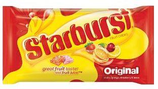 Starburst Candy $0.83 at Rite Aid, Starting 10/28!