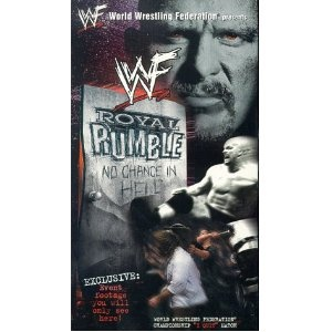 WWF: Royal Rumble 1999 - No Chance In Hell, Original WWF Logo Present