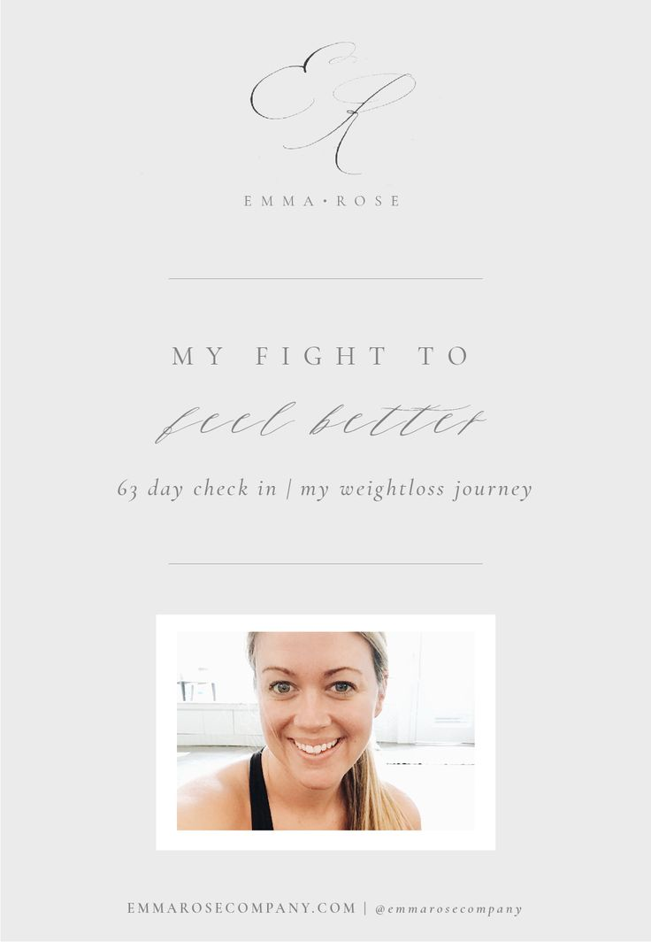 My Fight to Feel Better | My Weight Loss Journey | Emma Rose | 21 Day Fix Extreme | Beachbody on Demand Workout Transformation | 63 Day Check In.jpg