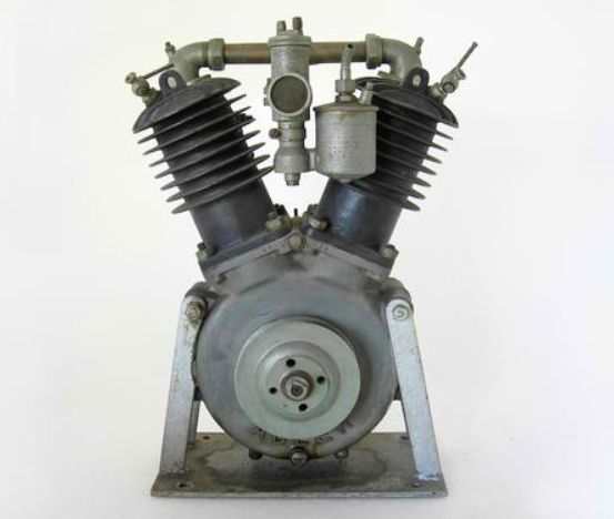 V Twin Quad Engine: Adler Motorcycles (1900-1957)