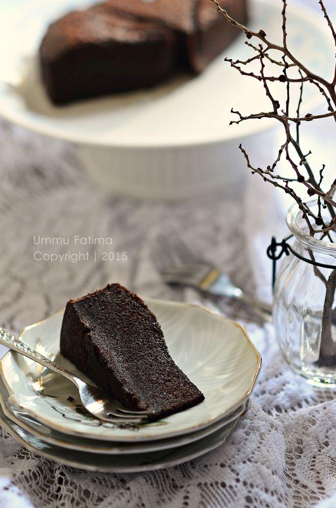 Simply Cooking and Baking...: Brownies Kukus Gluten Free yang moist
