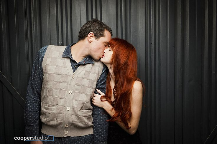 fun couples photography with Cooper Studio