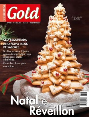 TeleCulinária GOLD Dezembro 2015 edition - Read the digital edition by Magzter on your iPad, iPhone, Android, Tablet Devices, Windows 8, PC, Mac and the Web.