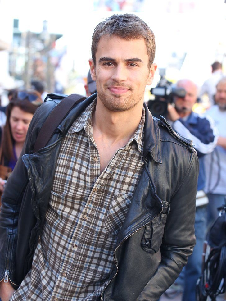 Celebrity Gossip & News | You Might Want to Sit Down Before You Look at These Pictures of Theo James | POPSUGAR Celebrity UK Photo 9