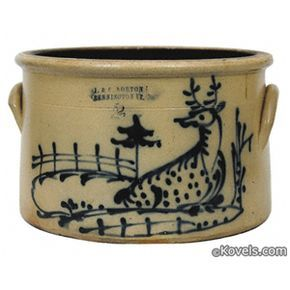 Antique Bennington | Pottery & Porcelain Price Guide | Antiques & Collectibles Price Guide