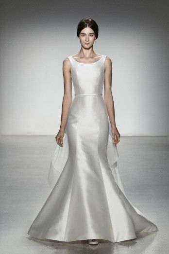 "Amsale ""Jane"": Amsal Spring, Gowns Collection, Spring Wedding, Amsal Jane, Wedding Gowns, Dresses, Mermaids Gowns, Bridal Gowns, Spring 2014"