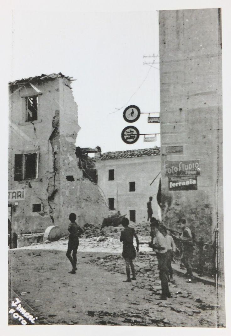La foto risale probabilmente al primo settembre 1944.
