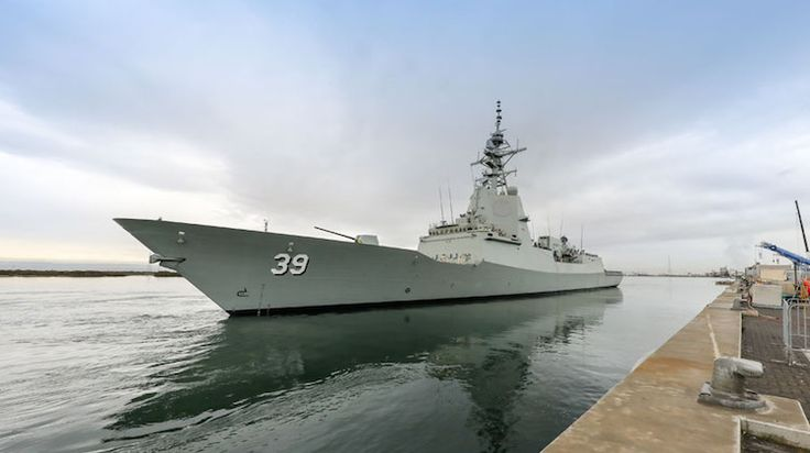 "The first Air Warfare Destroyer (AWD) for the Royal Australian Navy, the future HMAS Hobart, has commenced sea trials. Guided by two tugboats, the Hobart departed the wharf at Techport Adelaide on Monday for the first time to commence ""several"" days of shipbuilder sea trials off the coast of South Australia, shipbuilder AWD Alliance said."