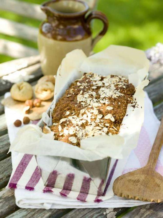 Ett gott och rustikt bröd som går snabbt att svänga ihop.