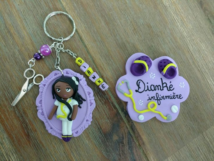 Préférence 17 best Polymer clay BADGE images on Pinterest | Polymer clay  ZS84