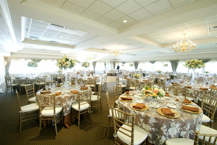 The Ballroom At Suntree Country Club Melbourne Florida