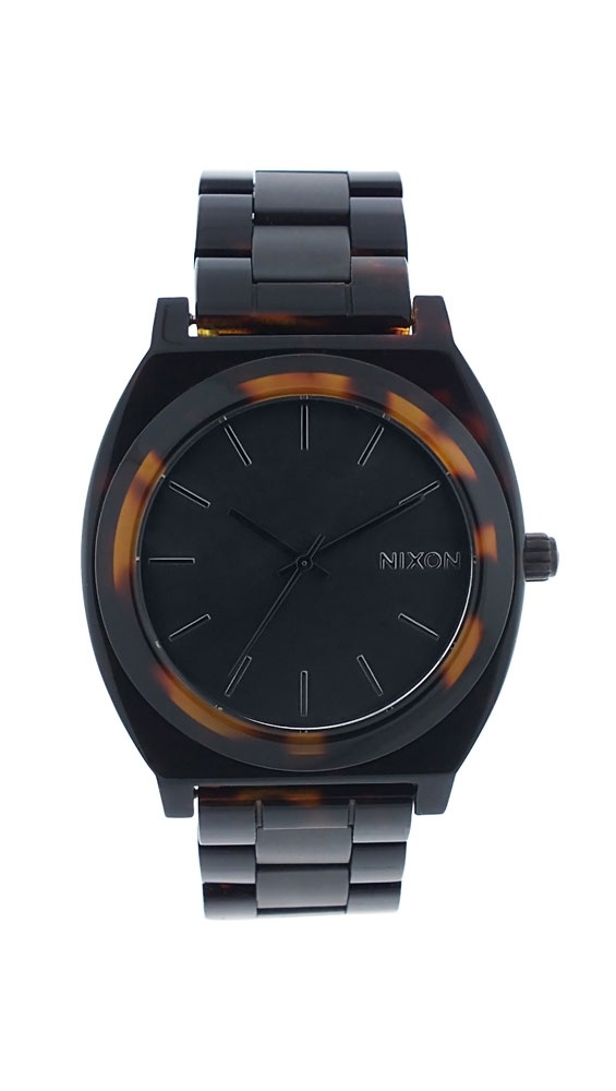 Black Tiger Watch. Oh I love you! Get on my arm!: Birthday Presents, Time Teller, Brown Watches, Men Time, Tigers Watches, Nixon Watches, Watches For Men Nixon, Black Tigers, Men Watches