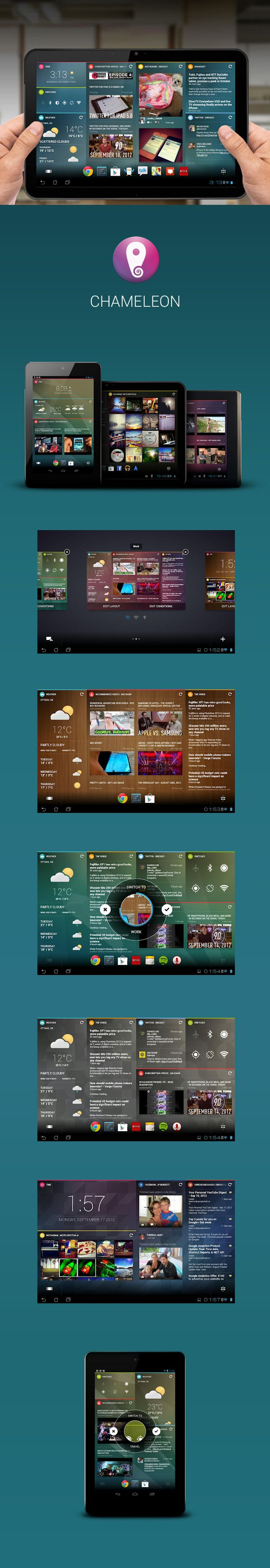 112 best ipad ui design images on pinterest user interface chameleon