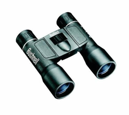 Bushnell PowerView Extra  Binoculars 10x32mm with Case Neckstrap Lenscloth #Bushnell