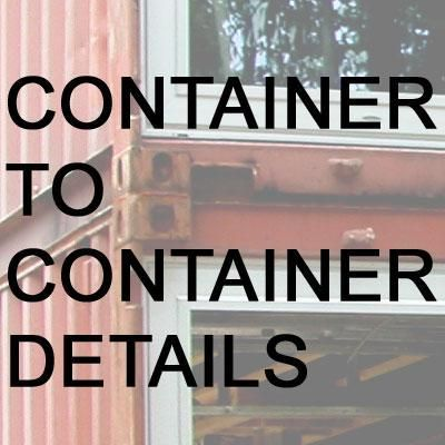 1000 ideas about cargo container homes on pinterest for Do it yourself architectural drawings