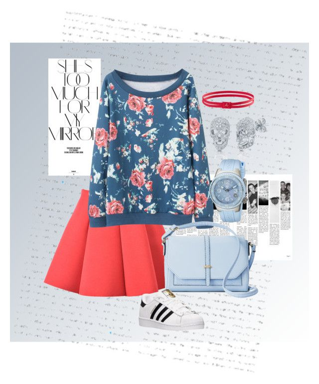 """""""why not?"""" by temptedeli on Polyvore featuring Rika, Apt. 9, adidas, Swiss Legend, BERRICLE, prAna, women's clothing, women, female and woman"""