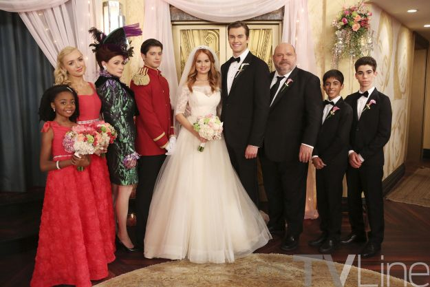 Disney Channel's Jessie (played by Debby Ryan) is heading for a wedding
