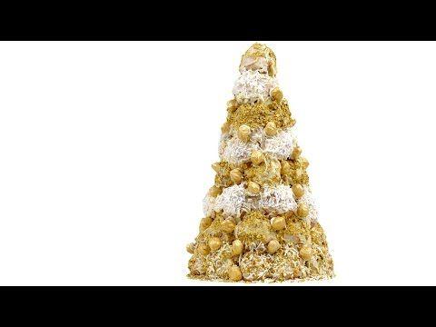 Крокембуш/Croquembouche. Пошаговый рецепт популярного десерта. - YouTube