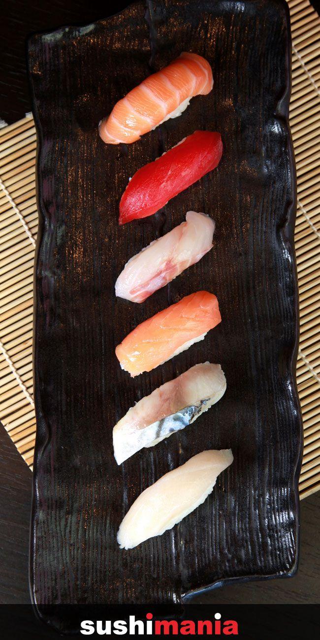sushi fish names