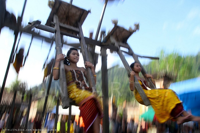 Tenganan Traditional Swing
