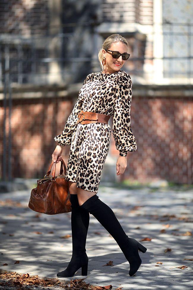 Overknee Stiefel Style